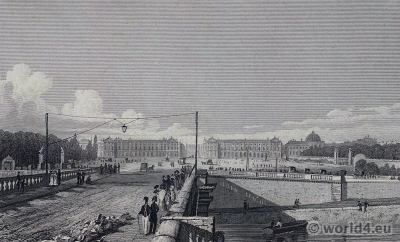 1776 Place Royale, Place Louis XV. 1792 Place de la Révolution. 1795 Place de la Concorde.