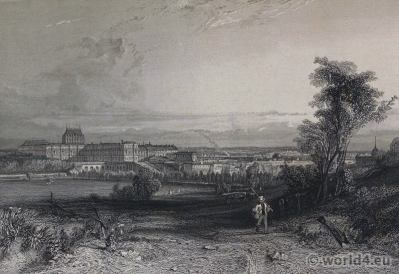 Versailles, Royal, château, Louis XIV, palace, France,