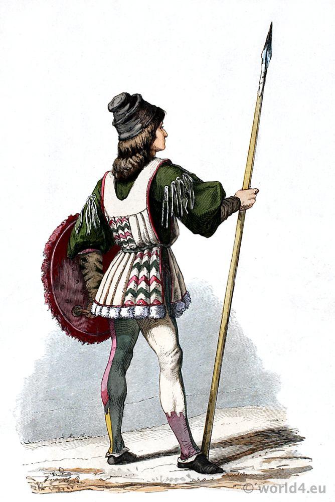 Italy, renaissance, costume