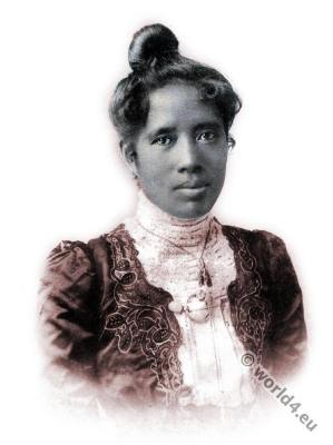 Ranavalona III., last queen of Madagascar. African queen.