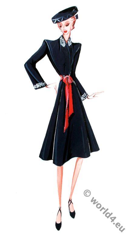 Haute couture costumes archive costume history for Haute bruyere