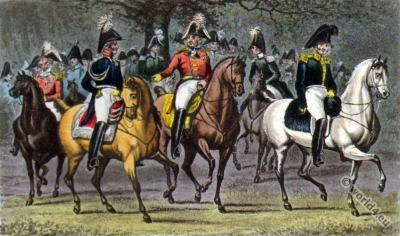 Duke of Wellington. King of Prussia. Prince Regent (George IV). The Emperor of Russia. Waterloo.