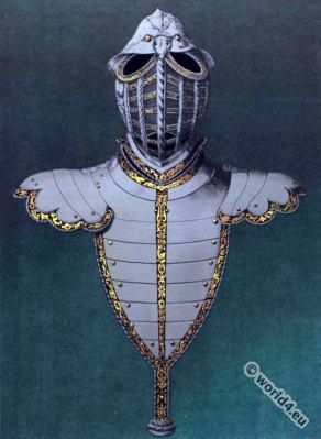 Spanish Armor, Renaissance. Corslet 16th century