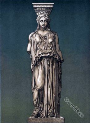 Antique Greek Art.