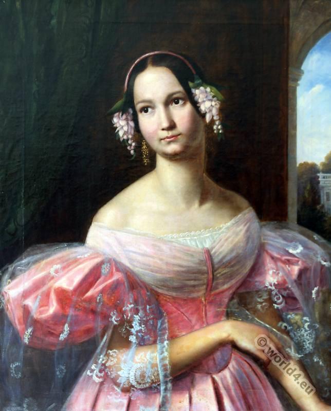 Hélène duchesse d'Orléans, bride, Château de Fontainebleau