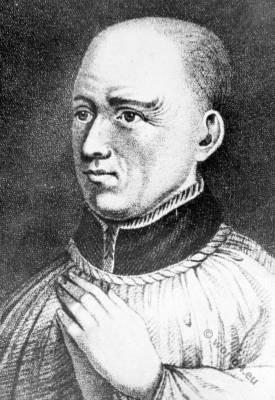 Saint Thomas Becket. England 12th century bishop