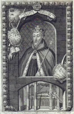 John of Gaunt, 1. Duke of Lancaster, Anjou-Plantagenet,