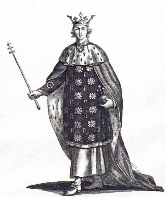 Richard II. Medieval, England, King, Shakespeare,