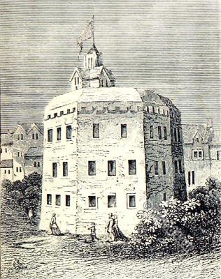 Globe Theatre. William Shakespeare. London. Tudor Theatre
