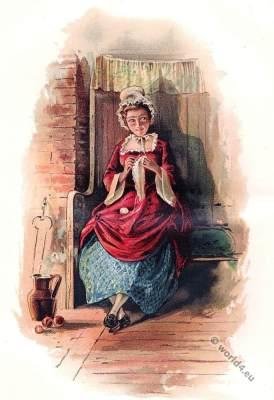 Sleepy Hollow. Washington Irving. Famous American short story. Romanticism clothing