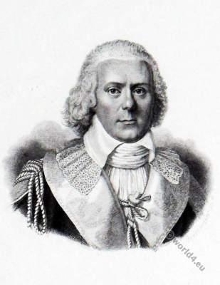 Paul Barras, Politician, French Revolution costumes, Executive Board