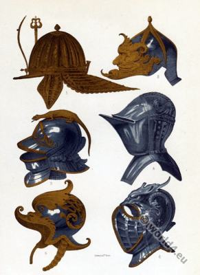 Armour And Weapons Costume History