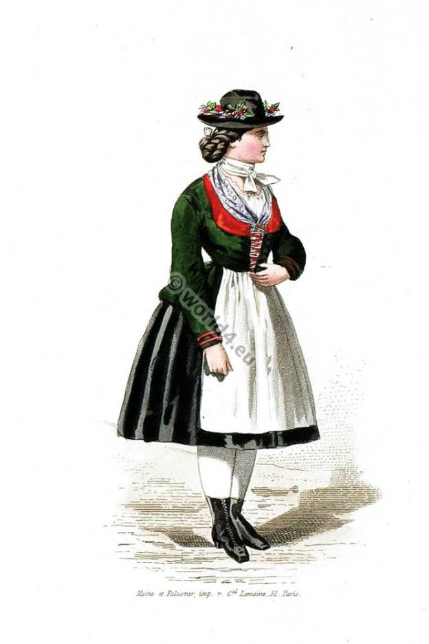 Hungarian national costume