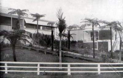 Bungalow, Country Residence, Hawaii. American colonialism.