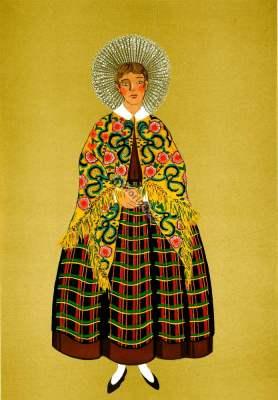 Obernai,Alsace,Paysanne,Peasant,Traditional, Traditionnel,Costumes,france,Département Bas-Rhin,Arrondissement Sélestat-Erstein