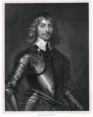 James Graham, 1st Marquess of Montrose. England. Civil war. Knight.