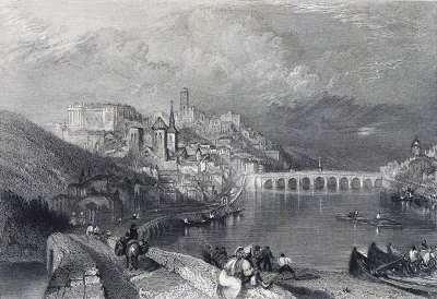 Château royal de Blois. France. 16th century. Huguenot wars France. Renaissance fashion history.