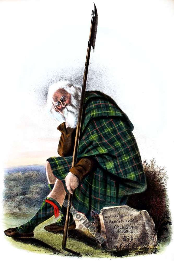 Farquharson. Siol Fhearchar, No Fhiunnla'. The Farquharsons. Clan. Tartan. Scotland. Clans of the Scottish Highlands.