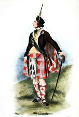 Clan Menzies. Tartan. Scotland. Clans of the Scottish Highlands.