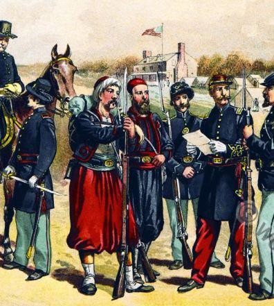 American uniforms in the Revolutionary War  | World4