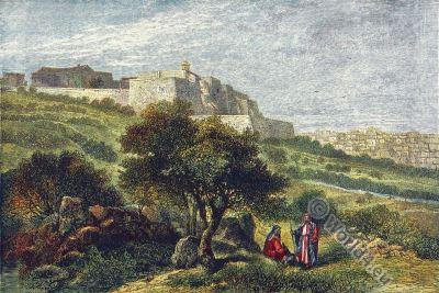 Bethlehem. Biblical place. Israel. Palestine. Ancient. Sacred Destinations.