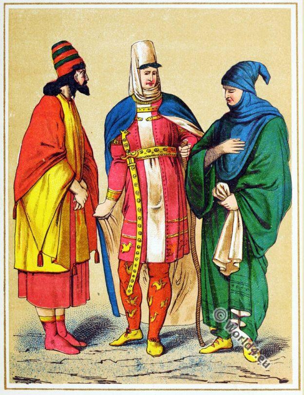 Dario III. Costumi. Asia Tempi Antichi. Persia.