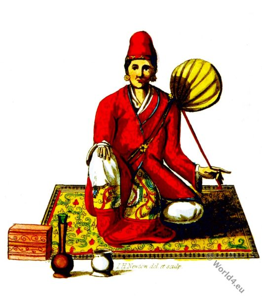 Chief Sereedoghee. Myanmar. Burma traditional costume. Rangoon.