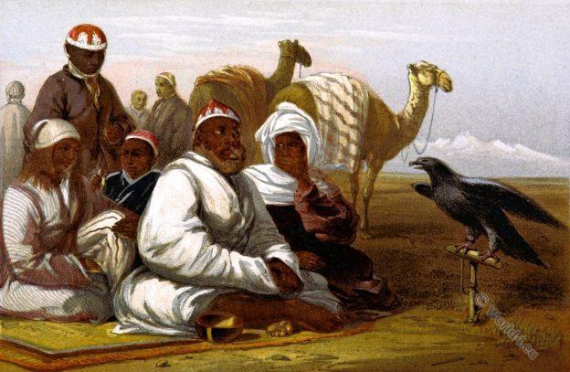 Kazakhstan clothing, Kirghiz, Sultan Beck, Thomas Witlam Atkinson
