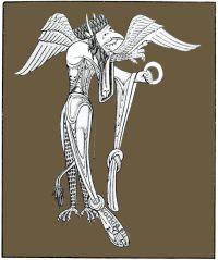 Satan, Satanic, majesty, Medieval, manuscript