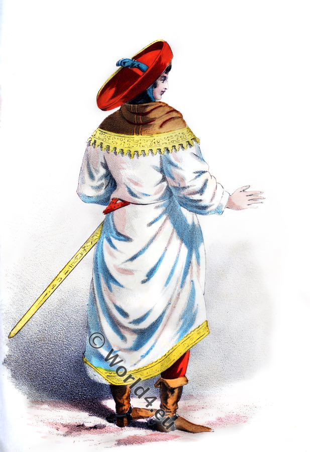noble,costume,renaissance,15th century, dress,clothing,sword, sword-belt