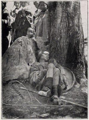 dying, coolie, china, victorian travel, isabella Bird Bishop,
