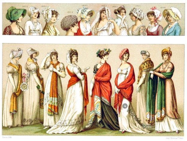 Empire, Hairstyles, Fashion, Roger Peyre, Napoléon Ier