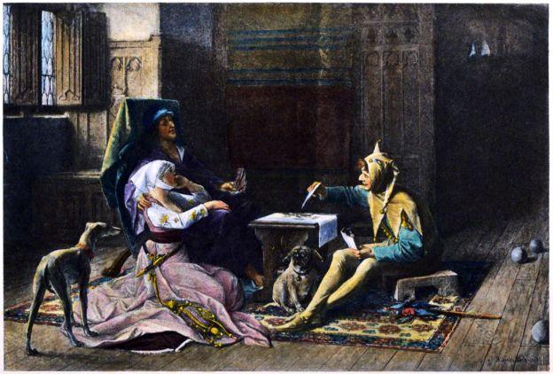 Odette de Champdivers, Charles VI, medieval, woman, dress, costume, history