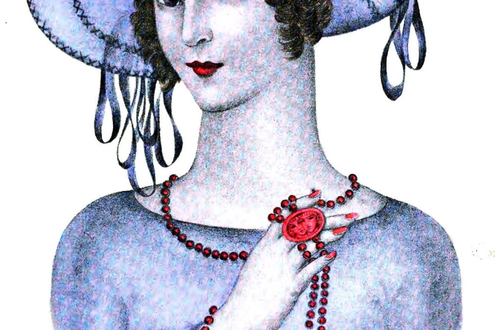 Camille Roger, Hat, Art-deco, fashion, Gazette du bon ton
