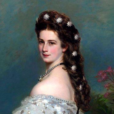 Empress, Elisabeth, Sissi, Diamond, Stars