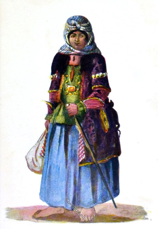 Susmani, tribe, Persia, Iran, Golnabat Khanoum, Bohemian