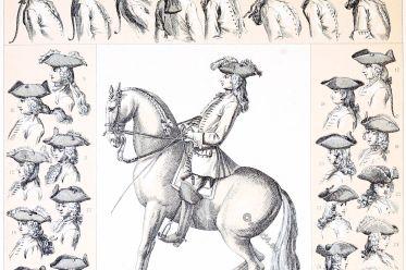 French styles, Baroque, Rococo, French-Italian, Riding School, fashion,