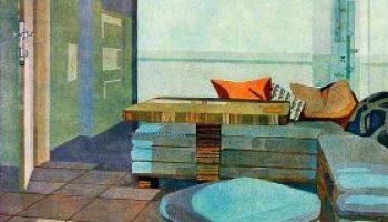 1930s living room design. Living room design by Max Safft  Art Deco Interior 1930s Georg M ller Lengefeld