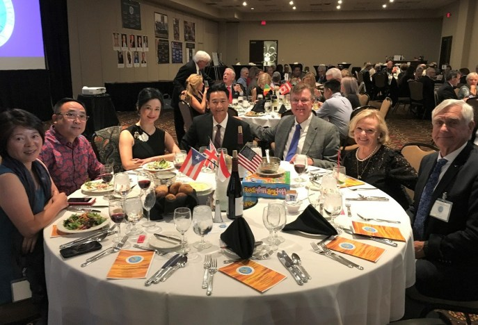 Congress banquet - table2 b