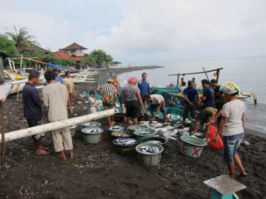 fishermen Amed Bali