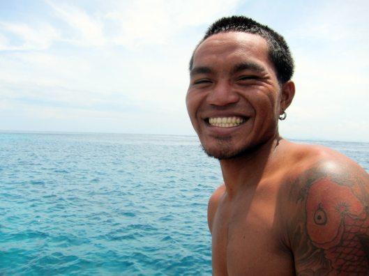 Dive guide Komodo Indonesia
