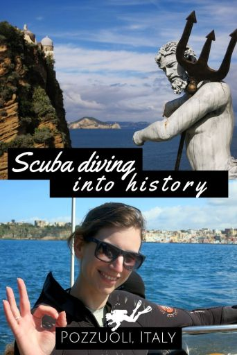 Scuba diving into history in Italy