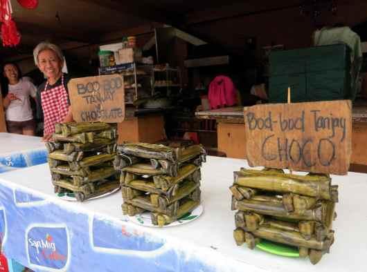 Bod-bod Dumaguete market Negros Philippines
