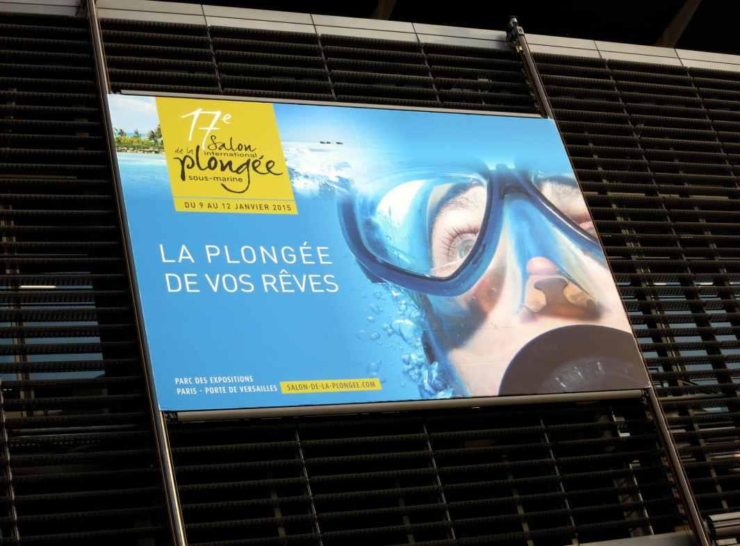 Paris International Dive Show 2015