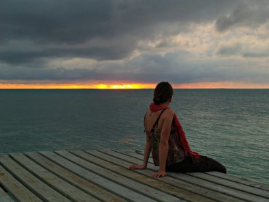 Solo Travel - Voyage Solo - Caye Caulker Belize
