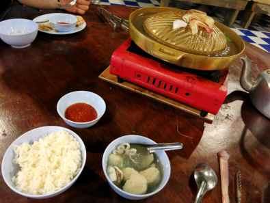 Thai BBQ Koh Tao Thailand