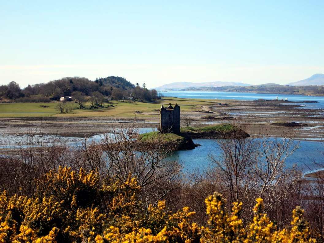 Castle Stalker Scotland