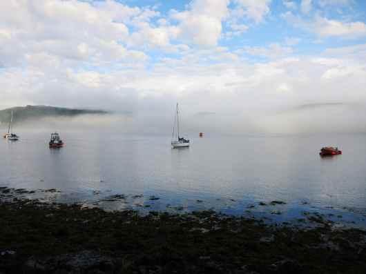 Gallanach Oban Scotland