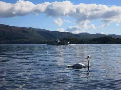 Luss Loch Lomond Scotland