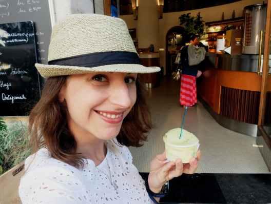 ice cream and I Sestri-Levante Liguria Italy
